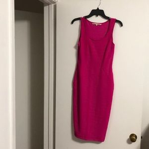Rachel Rachel Roy Hot pink bodycon dress